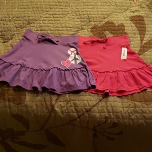 Girls Old Navy skirt bundle